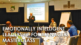 emotionally intelligent leadership for managers masterclass